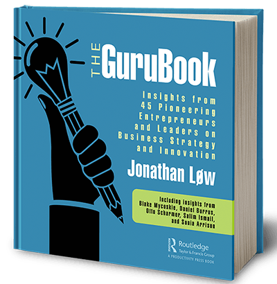 The GuruBook by Jonathan Low