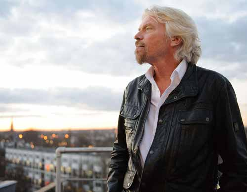 Richard-Branson Sir