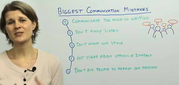 How to Fix Common Communication Problems and Mistakes